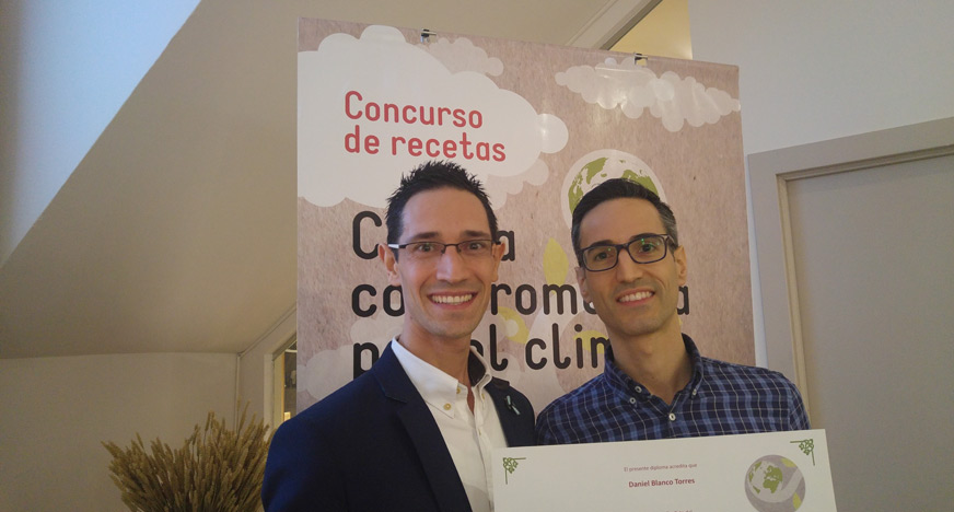 Premio Cocina por el Clima Receta Reverde