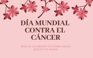 Dieta y Cáncer - Nutricionista Pablo Vidal -Centro de Nutrición y Salud Reverde
