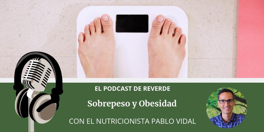 sobrepeso y obesidad - podcast reverde - dietista - nutricionista - pablo vidal - 2